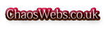 chaosWEBS Hosting and Domain Management Logo