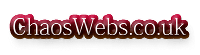 chaosWEBS Domain Registration and Hosting Logo